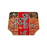 【数量限定】日清食品 蒙古タンメン中本 辛旨焼そば 176g×6個