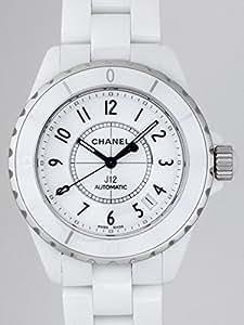 シャネル CHANEL J12 38mm ホワイトセラミック H0970 ホワイト [並行輸入品]