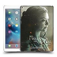 オフィシャルHBO Game of Thrones Margaery Tyrell キャラクター・ポートレート iPad Pro 12.9 (2015) 専用ハードバックケース