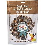 Pooch Treats Beef Liver Dog Treats, 1kg