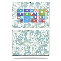 MightySkinsスキンfor Microsoft Surface Book 2 (2017 ) 保護、耐久性、と, Surface Pro 3, MISURPR3-Blue Seashells