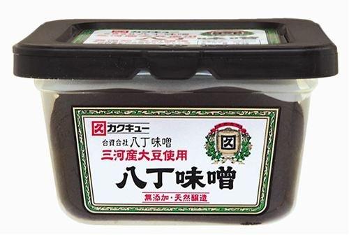 カクキュー『三河産大豆使用 八丁味噌』
