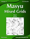 Masyu Mixed Grids - Hard - 276 Logic Puzzles