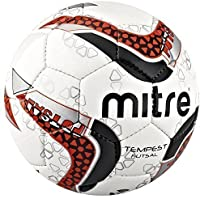 Mitre Futsal Tempest Football Practice &トレーニング一致品質サッカーボールサイズ4 by mitre
