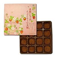 濃姫いちごのチョコくりーむ大福 16個