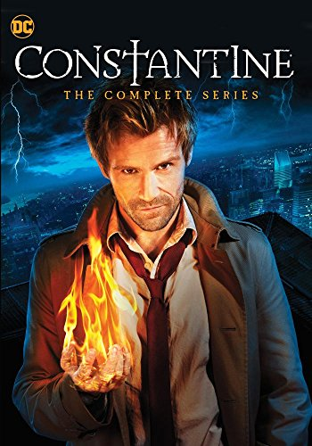 Constantine: The Complete Series [DVD]