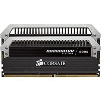 CORSAIR DDR4 メモリモジュール DOMINATOR PLATINUM Series 4GB×2枚キット CMD8GX4M2B3000C15