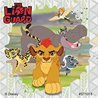 Lion Guard Stickers - Prizes and Giveaways - 75 per Pack [並行輸入品]