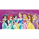 Disney Princess Elegant & Graceful Kids Bath Towel