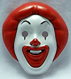 Child's Ronald McDonald マクドナルド PVC Mask [並行輸入品]