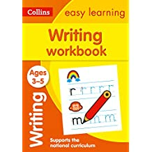 Writing Workbook Ages 3-5: Ideal for Home Learning