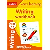 Writing Workbook: Ages 3-5 (Collins Easy Learning Preschool)