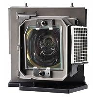 4310WX Dellプロジェクターランプ交換用。プロジェクターランプアセンブリで高品質本物元PhilipsバルブInside。