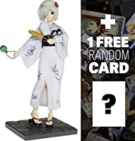 Hamakaze: ~6.2 Kancolle 'Day Off' Figure + 1 FREE Anime Themed Trading Card Bundle (33700) 【You&Me】 [並行輸入品]