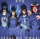 RPG♪SEKAI NO OWARIのCDジャケット