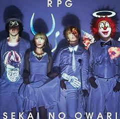SEKAI NO OWARI「RPG」のジャケット画像