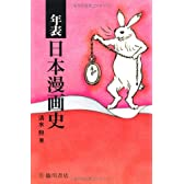 年表日本漫画史(ビジュアル文化シリーズ)