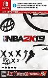 NBA 2K19 - Switch (【予約特典】デジタルアイテムダウンロードコード ( ゲーム内通貨 5,000VC + 毎週1個受け取れるMyTEAMパック10個 )&【Amazon.co.jp限定】オリジナルマイクロファイバークロス 同梱)