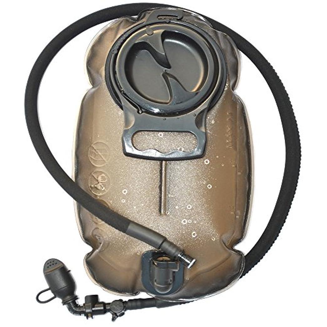 部分的に純粋にラブ絶縁スリーブノズル付き屋外登山およびサイクリングTPU 2 L大型水和バッグは360度回転可能
