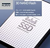 ESSENCORE KLEVV SSD 120GB 3D 72-Layer NAND Flash採用 SATA3 6Gb/s 2.5インチ 7mm 3年保証 NEO N500 D120GAA-N500