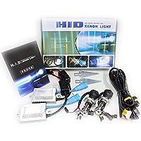 薄型HIDキット 35W 【H4 Hi/Loスライド式】 10000k 省スペース 高性能 交流式 リレーハーネス付属 12V/24V両対応