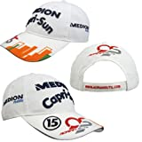 【FORCE INDIA】フォースインディアF1 Racing Team エイドリアン・スーティル2013年オフィシャルスポンサーCAP