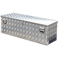 アルミ製 トラック 荷台用 収納箱 鍵付(ツールボックス) ATB1-1133 幅115×奥行き38×高さ38cm