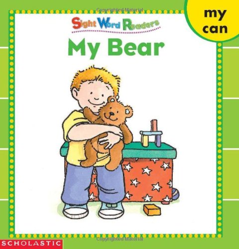 My Bear (Sight Word Library)の詳細を見る