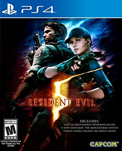 Entertainment(World) Resident Evil 5 - Standard Edition (輸入版:北米) - PS4