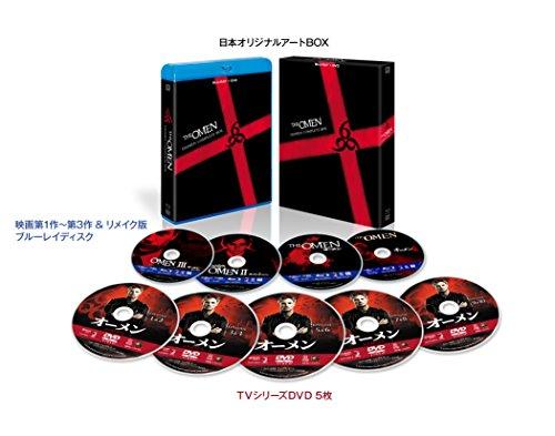 【Amazon.co.jp限定】オーメン製作40周年記念 ダミアン コンプリートBOX(映画第1作~第3作&リメイク版ブルーレイディスク+TVシリーズDVD5枚組) [Blu-ray]の詳細を見る