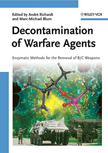 Download Decontamination of Warfare Agents: Enzymatic Methods for the Removal of B/C Weapons 3527317562
