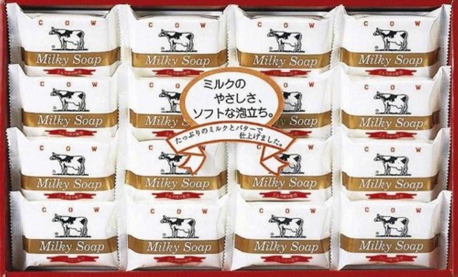 おばあさん相対サイズアンタゴニスト牛乳石鹸 ゴールド ソープセット AG-20M
