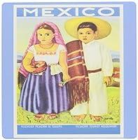 3drose 8x 8x 0.25インチMexican子ポスターイメージマウスパッド( MP _ 162979_ 1)