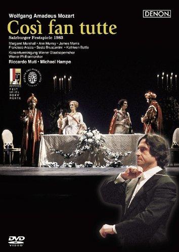 モーツァルト:歌劇《コジ・ファン・トゥッテ》ザルツブルク音楽祭1983年 [DVD]