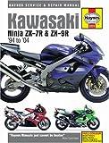 Kawasaki Ninja ZX-7R & ZX-9R '94 to '04 (Haynes Repair Manual)