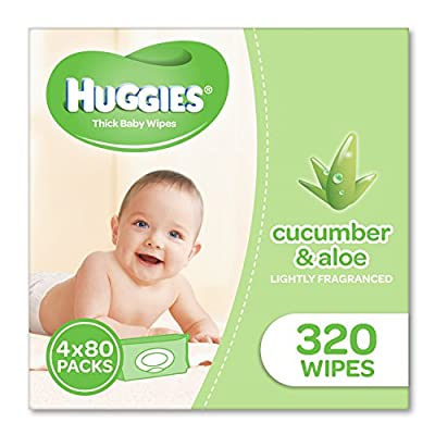 Huggies Fragranced Baby Wipes – Packaging May Vary
