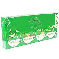 English Tea Shop - Green Tea Collection Organic - 60 Tea Bags - 120g (Case of 6)