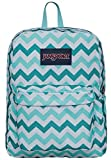 Best Jansports - [ジャンスポーツ] JANSPORT JANSPORT SUPERBREAK MULTI T5010C6 0C6 (アクアダッシュゾウビサウ) Review