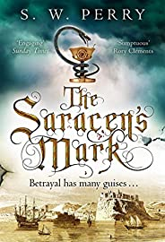 The Saracen's Mark: The CWA nominated Elizabethan crime series (The Jackdaw Mysteries Boo
