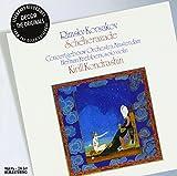 R.コルサコフ:シェエラザード、ボロディン:交響曲第2番 画像