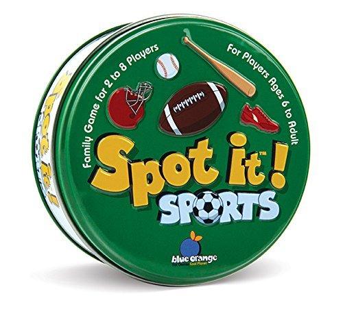 Spot It! Sports [並行輸入品]