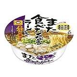 マルちゃん また食べたくなる拉麺煮干醤油 106g×12個