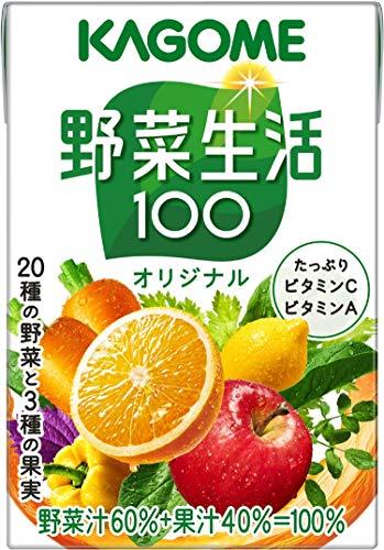 野菜生活100 オリジナル 100ml ×36本