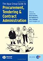 The Aqua Group Guide to Procurement, Tendering & Contract Administration