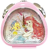 ティーズファクトリー 置き時計 SDアリエル H13.5×W13×D5cm ディズニー おむすびクロック スイートドリーム DN-5520194AR