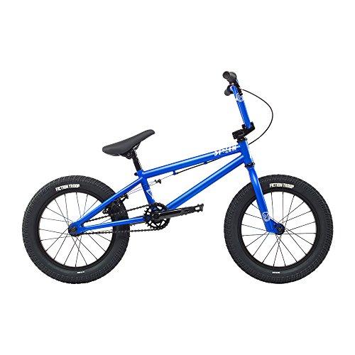 自転車 bmx AGENT MATTE NEON BLUE 16インチ 完成車 完全組立 STOLEN ストーレン S058