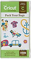 Cricut Cartridge, Pack Your Bags by Provo Craft & Novelty