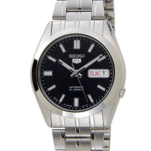 [セイコー]SEIKO SEIKO5 腕時計 SNKE85J1 日本製 自動巻き ネイビー [並行輸入品]