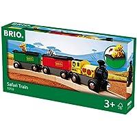 BRIO WORLD サファリトレイン 33722