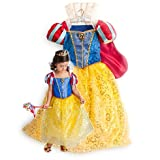 新作 ディズニープリンセス Disney Princess Snow White 2013 子供 キッズ 赤ちゃん ベイビー コスチューム 衣装 スノーホワイト 白雪姫  80 90 100 1-3歳